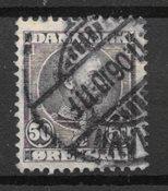 Danimarca  - AFA 50 - Usati