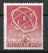 Berlino 1950 - AFA 71 - Nuova