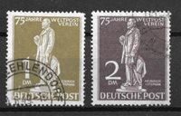 Berlin 1949 - AFA 40-41 - stemplet