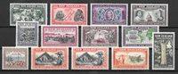Colonie britanniche 1940 - Mic. 253-65 - Nuovo linguellato