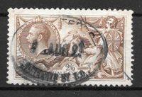 Grande Bretagne 1912 - AFA 142 - Oblitéré
