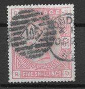 Grande Bretagne 1883 - AFA 83 - Oblitéré