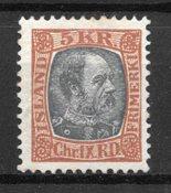 Islande 1902 - AFA 47 - Neuf