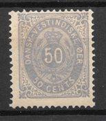 Antillas danesas 1876 - AFA 13 - Nuevo