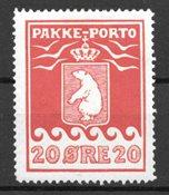 Groenland 1915 - Pak 9I - Neuf avec charnière