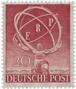 Berlin 1950 - MICHEL 71 - Mint