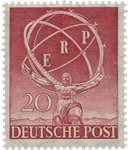 Berlin 1950 - MICHEL 71 - Mint
