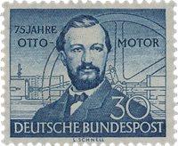Republique Fédéraled'Allemagne 1952 - Michel 150 -  Neuf