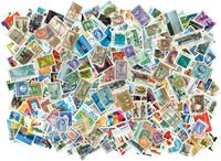 Canada - 1500 different stamps