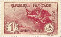 Frankrig - YT 231 - Postfrisk
