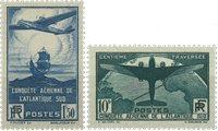 Frankrig - YT 320-21 - Postfrisk