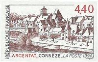 France - Non-dentelé YT 2894 - Non-dentelé