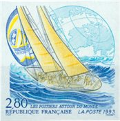 France - Non-dentelé YT 2831 - Non-dentelé