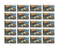 USA - Maine - Postfrisk 20-ark