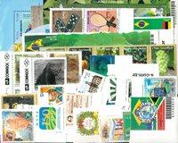 Brasilien - Frimærkepakke - Postfrisk