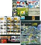 Ecuador, Peru, Paraguay - Postimerkkipakkaus - Postituore