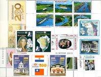 Paraquay, Surinam- Postimerkkipakkaus - Postituore