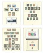Island - Postfrisk samling 1979-1996