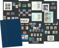 50 europæiske lande - Postfriske udgaver i en indstiksbog