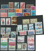 Frans Andorra 1966-1992 - EUROPA CEPT - Postfris