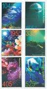 Antilles néerlandaises 2007 - NVPH 1746-1751 - Neuf