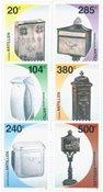 Hollandske Antiller 2007 - NVPH 1793-1798 - Postfrisk