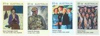 Australien - Anzac Day 2020 - Postfrisk sæt 4v