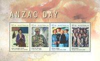 Australien - Anzac Day 2020 - Postfrisk miniark