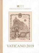 Vatikanet - Årbog 2019 - Flot årbog