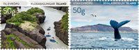 Island - Turisme 2020 - Postfrisk sæt 2v