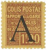 France - Colis postaux YT 81 - Neuf avec charnières