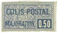 France - Colis postaux YT 26 - Neuf avec charnières