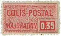 France - Colis postaux YT 20 - Neuf avec charnières