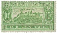 France - Colis postaux YT 10 - Neuf avec charnières