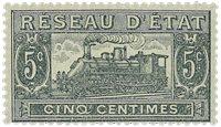 France - Colis postaux YT 9 - Neuf avec charnières
