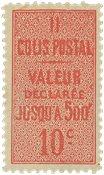 France - Colis postaux YT 6 - Neuf avec charnières