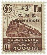 France - Colis postaux YT 194 - Neuf avec charnières
