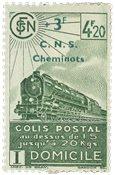 France - Colis postaux YT 193 - Neuf avec charnières