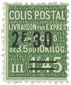 France - Colis postaux YT 151 - Neuf avec charnières