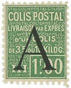 France - Colis postaux YT 85 - Neuf avec charnières
