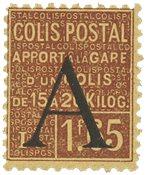 France - Colis postaux YT 83 - Neuf avec charnières