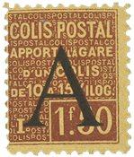 France - Colis postaux YT 82 - Neuf avec charnières