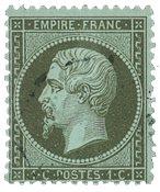 Frankrig - YT 19 - Stemplet