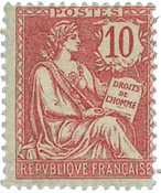 France - YT 124 - Neuf