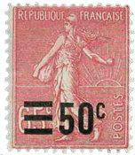 Frankrig - YT 224 - Postfrisk