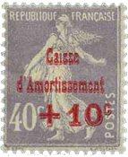 France - YT 249 - Neuf avec charnières