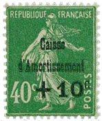Frankrig - YT 253 - Postfrisk