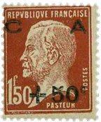 Frankrig - YT 255 - Postfrisk