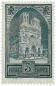 Frankrig - YT 259a - Postfrisk