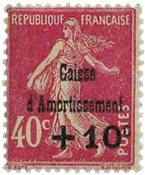 Frankrig - YT 266 - Postfrisk